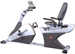 BODYWORX DELUX RECUMBENT-exercise bikes-Sportspower Nowra | Online Sports Store | Fitness | Running | Football | Cricket | NRL