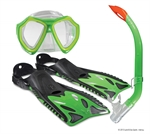 NIPPER SNORKEL SET-training aids-Sportspower Nowra | Online Sports Store | Fitness | Running | Football | Cricket | NRL