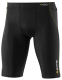 A400 MENS 1/2 TIGHTS-mens-Sportspower Nowra | Online Sports Store | Fitness | Running | Football | Cricket | NRL