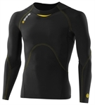 A400 MENS TOP L/SLEEVE-mens-Sportspower Nowra | Online Sports Store | Fitness | Running | Football | Cricket | NRL