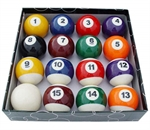 "STANDARD POOL BALLS 2""-cue sports-Sportspower Nowra 