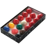 STANDARD SNOOKER BALLS 2''-cue sports-Sportspower Nowra | Online Sports Store | Fitness | Running | Football | Cricket | NRL