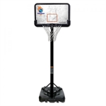 FREE THROW PORTABLE BBALL SYSTEM-basketball-Sportspower Nowra