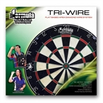 TRIWIRE BRISTLE DARTBOARD-games-Sportspower Nowra | Online Sports Store | Fitness | Running | Football | Cricket | NRL