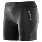 A400 WMNS SHORTS-compression-Sportspower Nowra | Online Sports Store | Fitness | Running | Football | Cricket | NRL
