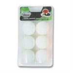 TT BALL 1 STAR X6 WHITE-games-Sportspower Nowra | Online Sports Store | Fitness | Running | Football | Cricket | NRL