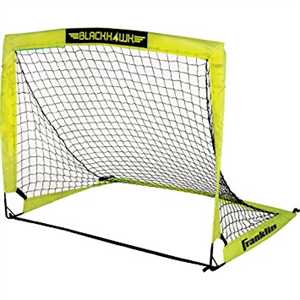 BLACKHAWK SOCCER GOAL 4ft x 3ft