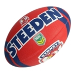 ROOSTERS SUPPORTER BALL-balls-Sportspower Nowra | Online Sports Store | Fitness | Running | Football | Cricket | NRL
