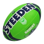 RAIDERS SUPPORTER BALL-balls-Sportspower Nowra | Online Sports Store | Fitness | Running | Football | Cricket | NRL