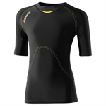 A400 YTH S/S BLK TOP-youth-Sportspower Nowra | Online Sports Store | Fitness | Running | Football | Cricket | NRL