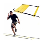 ADJUSTABLE 4M SPEED & AGILITY LADDER-accessories-Sportspower Nowra