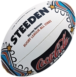NRL INDIGENOUS MATCH REPLICA-balls-Sportspower Nowra | Online Sports Store | Fitness | Running | Football | Cricket | NRL