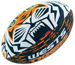 NRL TIGERS-balls-Sportspower Nowra | Online Sports Store | Fitness | Running | Football | Cricket | NRL