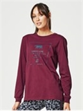HOLLYWOOD 90L/S TEE-womens-Sportspower Nowra