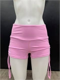 STAPLES SCRUNCH BUM SHORT-womens-Sportspower Nowra