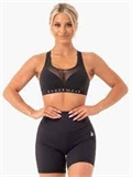 HYPE MESH SPORTS BRA-apparel-Sportspower Nowra